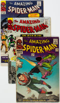 Silver Age (1956-1969):Superhero, The Amazing Spider-Man Group of 30 (Marvel, 1964-73) Condition:Average VG.... (Total: 30 Comic Books)