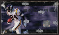 Football Cards:Unopened Packs/Display Boxes, 1998 Upper Deck Encore Football Unopened Box With 24 Packs. ...