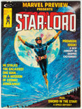 Magazines:Science-Fiction, Marvel Preview #4 (Marvel, 1976) Condition: FN....