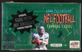 Football Cards:Boxes & Cases, 2000 Pacific Paramount Football Unopened Hobby Box With 36 Packs - Tom Brady Rookie Year....