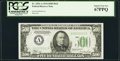 Small Size:Federal Reserve Notes, Fr. 2201-A $500 1934 Federal Reserve Note. PCGS Superb Gem New 67PPQ.. ...