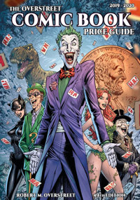 2019 Overstreet Comic Book Price Guide