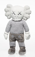 Collectible:Contemporary, KAWS (b. 1974). Holiday Companion Plush, 2019. Polyester plush. 18 x 10 x 5 inches (45.7 x 25.4 x 12.7 cm). Incised on t...