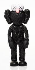 Collectible:Contemporary, KAWS (b. 1974). BFF (Black), 2017. Painted cast vinyl. 13-1/2 x 5-1/2 x 2-3/4 inches (34.3 x 14 x 7 cm). Open Edition. S...