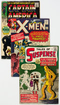 Silver Age (1956-1969):Superhero, Marvel Silver and Bronze Age Comics Group of 61 (Marvel, 1960s-70s)Condition: Average GD/VG.... (Total: 61 Comic Books)