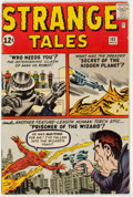Silver Age (1956-1969):Superhero, Strange Tales #102 (Marvel, 1962) Condition: FN....