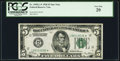 Fr. 1950-L* $5 1928 Federal Reserve Star Note. PCGS Very Fine 20