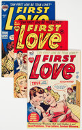 Golden Age (1938-1955):Romance, First Love Illustrated Group of 81 (Harvey, 1949-63) Condition: Average VF/NM.... (Total: 81 )