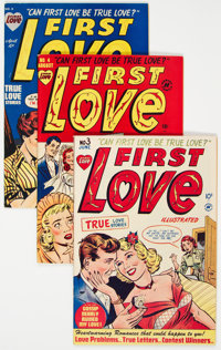First Love Illustrated Group of 81 (Harvey, 1949-63) Condition: Average VF/NM.... (Total: 81 )