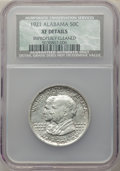 Commemorative Silver, 1921 50C Alabama -- Improperly Cleaned -- NCS. XF Details. NGC Census: (12/1984). PCGS Population: (19/2512). CDN: $90 Whsl...
