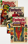 Silver Age (1956-1969):Superhero, Fantastic Four Group of 27 (Marvel, 1966-78) Condition: Average VF.... (Total: 27 )