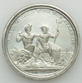 1826 Medal Erie Canal Completion, White Metal, HK-1, R.6, MS64 Uncertified....(PCGS# 642001)