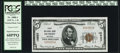 National Bank Notes:Michigan, Detroit, MI - $5 1929 Ty. 1 First NB Ch. # 10527 PCGS Superb Gem New 68PPQ.. ...