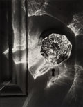 Photographs:Gelatin Silver, Ruth Bernhard (American, 1905-2006). Doorknob, 1975. Gelatin silver, printed later. 13-5/8 x 10-1/2 inches (34.6 x 26.7 ...