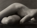 Photographs:Gelatin Silver, Ruth Bernhard (American, 1905-2006). Dancer's Hips, 1951. Gelatin silver, printed later. 10-5/8 x 13-5/8 inches (27.0 x ...