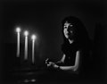 Paintings:Gelatin Silver, W. Eugene Smith (American, 1918-1978). Untitled (New Mexico, Woman with Candlelight), 1947. Gelatin silver, printed late...