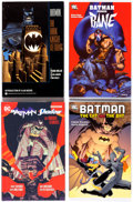 Modern Age (1980-Present):Superhero, Batman Related Trade Paperback Short Box Group (DC, 1980s-2000s) Condition: Average VF....