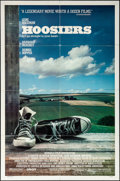 """Movie Posters:Sports, Hoosiers & Other Lot (Orion, 1986). Folded, Very Fine. One Sheets (2) (27"""" X 41"""") SS. Sports.. ... (Total: 2 Items)"""
