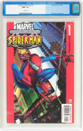 Modern Age (1980-Present):Superhero, Ultimate Spider-Man #1 (Marvel, 2000) CGC NM+ 9.6 White pages....