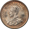 Canada, Canada: George V 10 Cents 1934 MS66 PCGS,...