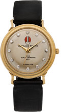 Football Collectibles:Others, 1964 Cleveland Browns NFL Championship Watch Presented to Dave Raimey....