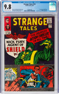 Silver Age (1956-1969):Superhero, Strange Tales #135 (Marvel, 1965) CGC NM/MT 9.8 Off-white to white pages....