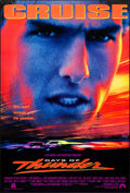 "Movie Posters:Sports, Days of Thunder (Paramount, 1990). Rolled, Very Fine. One Sheets (2) (27"" X 40"") SS Advance and Regular Styles. Sports.. ... (Total: 2 Items)"
