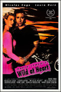 "Wild at Heart (Samuel Goldwyn, 1990). Rolled, Very Fine. One Sheet (27"" X 41"") SS. Crime"