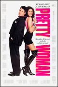 """Movie Posters:Romance, Pretty Woman & Other Lot (Touchstone, 1990). Rolled, Very Fine. One Sheets (2) (27"""" X 41"""") DS. Romance.. ... (Total: 2 Items)"""