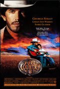 "Movie Posters:Drama, Pure Country (Warner Brothers, 1992). Rolled, Very Fine. One Sheet (27"" X 40.25"") DS. Drama.. ..."