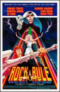 """Movie Posters:Animation, Rock and Rule & Other Lot (MGM/UA, 1983). Rolled, Very Fine+. One Sheets (2) (27"""" X 41"""" & 27"""" X 40""""). Animation.. ... (Total: 2 Items)"""