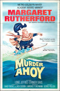 """Movie Posters:Mystery, Murder Ahoy & Other Lot (MGM, 1964). Folded, Fine/Very Fine. One Sheets (2) (27"""" X 41"""") Tom Jung Artwork. Mystery.. ... (Total: 2 Items)"""