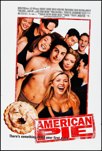 American Pie Movie Poster 1999
