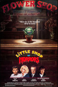 "Movie Posters:Musical, Little Shop of Horrors & Other Lot (Warner Brothers, 1986). Rolled, Very Fine+. One Sheets (3) (27"" X 40.5"" & 26.75"" X 39.75... (Total: 3 Items)"