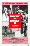 "Movie Posters:Academy Award Winners, Rocky/Rocky II Combo & Other Lot (United Artists, R-1980). Folded, Overall: Fine/Very Fine. One Sheet (27"" X 41""). Academy A... (Total: 2 Items)"