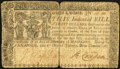 Colonial Notes:Maryland, Maryland January 1, 1767 $8 Very Fine.. ...
