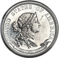 Patterns, 1869 25C Standard Silver Quarter Dollar, Judd-732, Pollock-813, Low R.7, PR64 PCGS....
