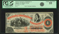 Obsoletes By State:Georgia, Augusta, GA- Augusta Insurance & Banking Co. $1 Jan. 14, 1862 G6a PCGS Choice About New 55.. ...