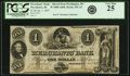 Obsoletes By State:Rhode Island, Providence, RI- Merchants' Bank - Altered from Washington, DC $1 Jan. 1, 1859 A5 PCGS Very Fine 25.. ...