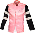 Miscellaneous Collectibles:General, 1978 Steve Cauthen Silks Worn in Belmont Stakes Victory on Affirmed....
