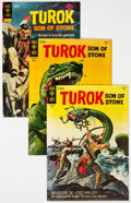 Silver Age (1956-1969):Adventure, Turok, Son of Stone Group of 41 (Gold Key, 1962-79) Condition: Average VF+.... (Total: 41 Comic Books)