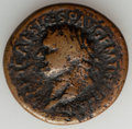 Ancients:Roman Imperial, Titus (AD 79-81). AE sestertius (33mm, 21.20 gm, 6h). Abou...