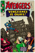 Silver Age (1956-1969):Superhero, The Avengers #20 (Marvel, 1965) Condition: VF/NM....