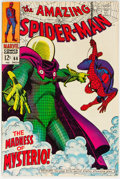 Silver Age (1956-1969):Superhero, The Amazing Spider-Man #66 (Marvel, 1968) Condition: VF....