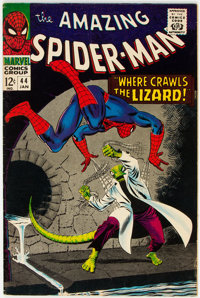 The Amazing Spider-Man #44 (Marvel, 1967) Condition: FN/VF