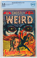 Golden Age (1938-1955):Horror, Ghostly Weird Stories #124 (Star Publications, 1954) CBCS VG- 3.5 Cream to off-white pages....