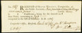 Colonial Notes:Connecticut, Connecticut Interest Certificate Mar. 28, 1789 About New.. ...