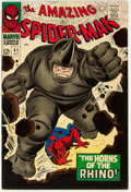 Silver Age (1956-1969):Superhero, The Amazing Spider-Man #41 (Marvel, 1966) Condition: FN+....