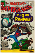 Silver Age (1956-1969):Superhero, The Amazing Spider-Man #32 (Marvel, 1966) Condition: FN/VF....