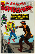 Silver Age (1956-1969):Superhero, The Amazing Spider-Man #26 (Marvel, 1965) Condition: FN....